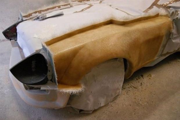 Terk edilmiş araç kusursuz modifiye ile hayata döndü - Page 1