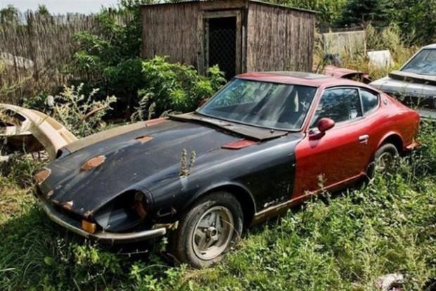 Terk edilmiş araç kusursuz modifiye ile hayata döndü - Page 3