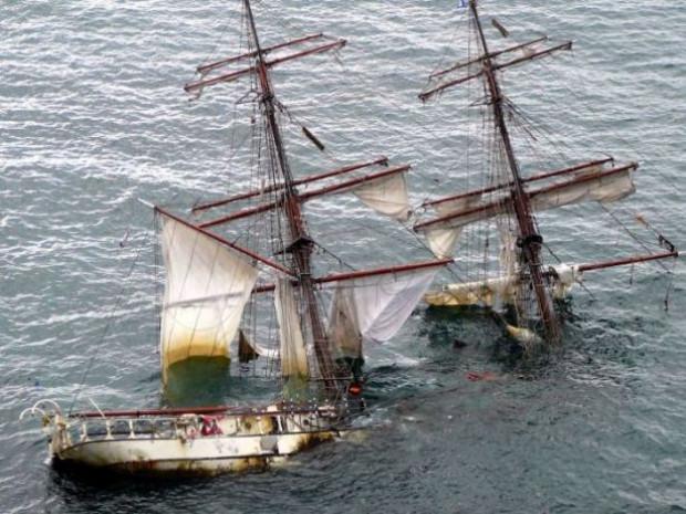 Terk edilmiş esrarengiz gemiler - Page 1