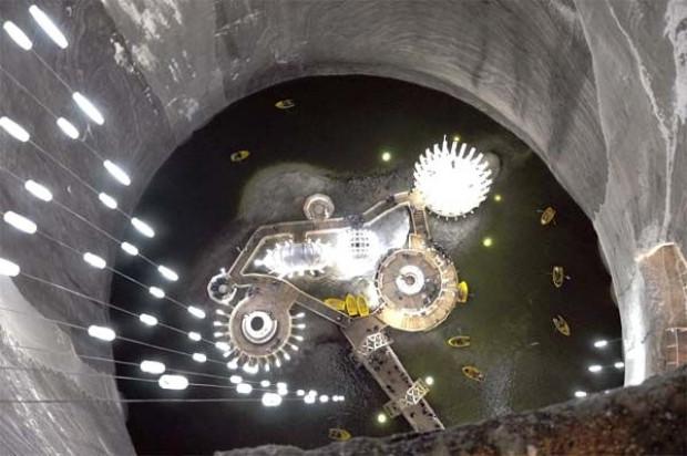 Terk edilmiş maden bakın neye dönüştü! - Page 4