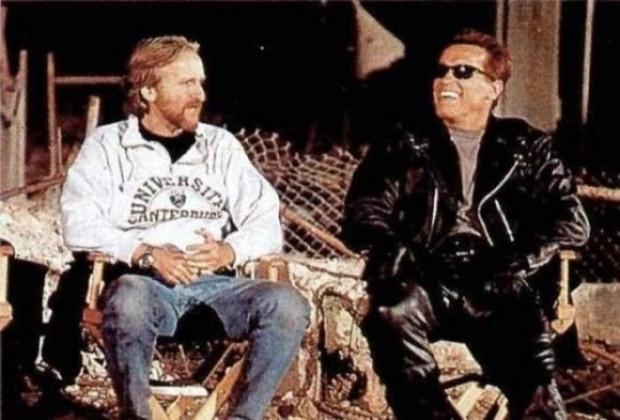 Terminator 2 böyle çekildi - Page 2