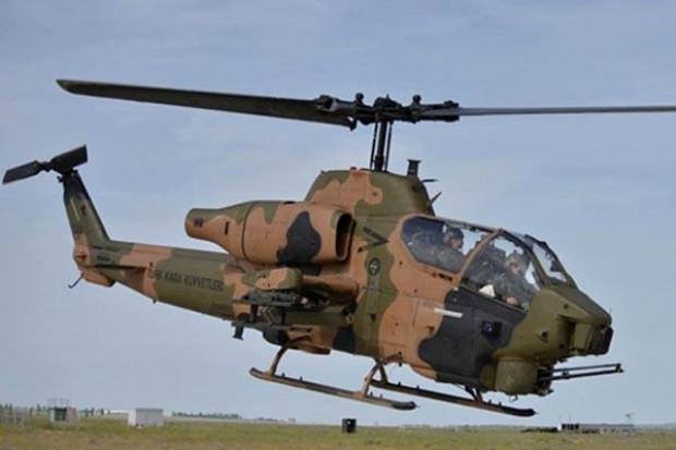 """Teröristlerin korkulu rüyası AH-1 """"Super Cobra! - Page 1"""