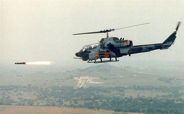 """Teröristlerin korkulu rüyası AH-1 """"Super Cobra! - Page 2"""