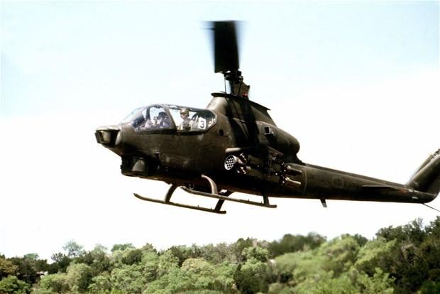 """Teröristlerin korkulu rüyası AH-1 """"Super Cobra! - Page 4"""