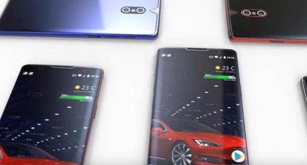 Tesla akıllı telefon çıkarsaydı nasıl olurdu? - Page 3