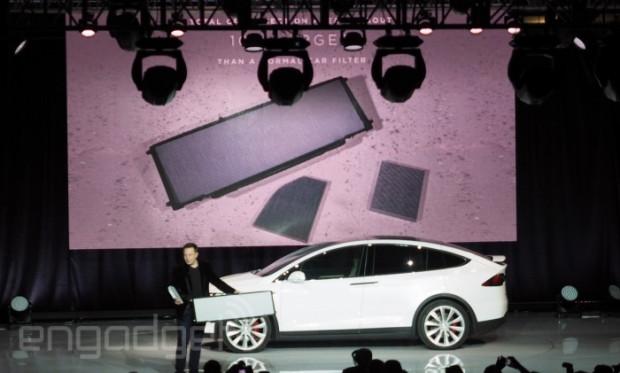 Tesla Model X tanıtımından kareler - Page 3
