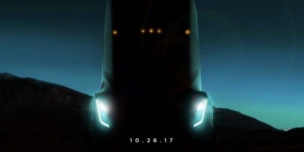 Tesla Semi Truck 16 Kasım'da görücüye çıkıyor - Page 1