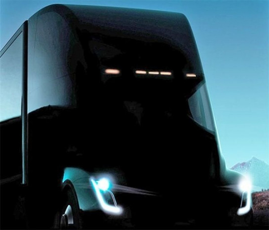 Tesla Semi Truck 16 Kasım'da görücüye çıkıyor - Page 3