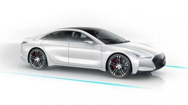 Tesla'nın Model S'ine cevap Çin'den geldi - Page 1