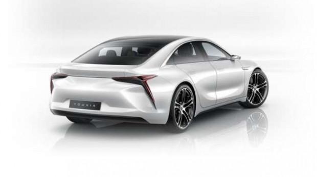Tesla'nın Model S'ine cevap Çin'den geldi - Page 3
