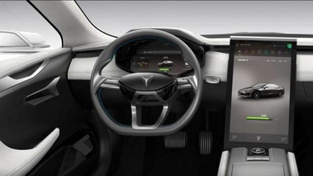 Tesla'nın Model S'ine cevap Çin'den geldi - Page 4