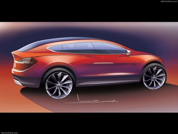 Tesla'nın yeni otomobili Model X - Page 2