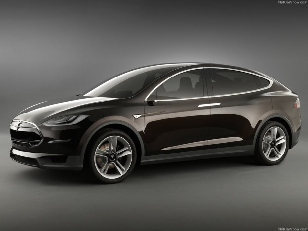 Tesla'nın yeni otomobili Model X - Page 3