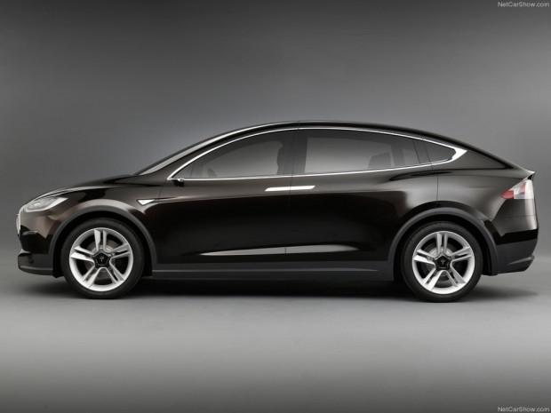 Tesla'nın yeni otomobili Model X - Page 4