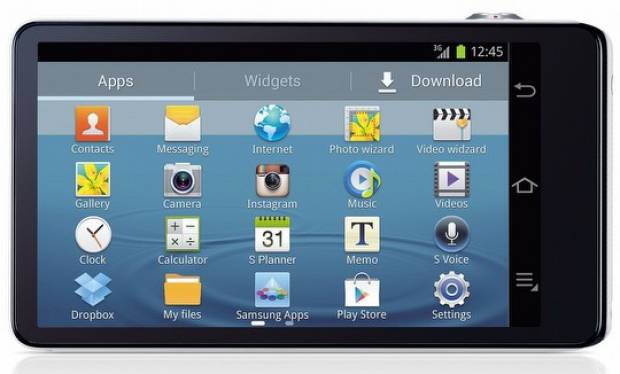 Test fotoğraflarıyla Samsung Galaxy Camera - Page 1