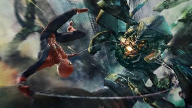 The Amazing Spider-Man'den yeni görseller -GALERİ - Page 2