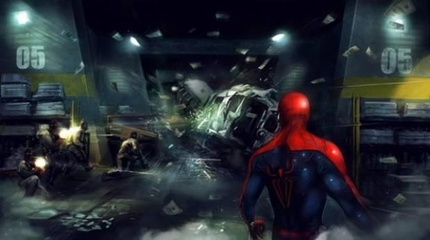 The Amazing Spider-Man'den yeni görseller -GALERİ - Page 4