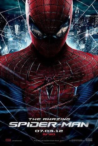 The Amazing Spider-Man 2012 3D İlk Görseller -GALERİ - Page 1