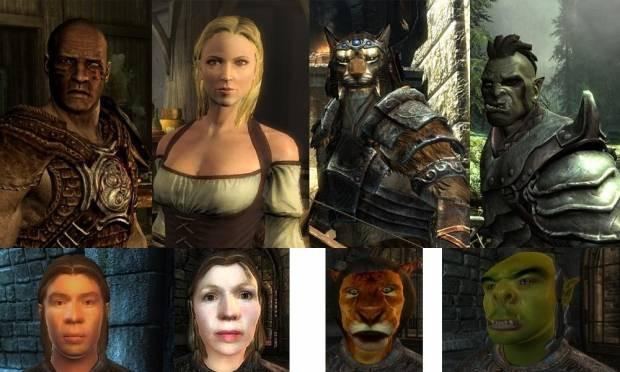 The Elder Scrolls V Skyrim: Oyunda yer alacak bazı karakterler - Page 1