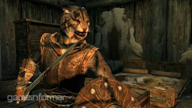 The Elder Scrolls V Skyrim: Oyunda yer alacak bazı karakterler - Page 2