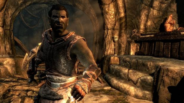 The Elder Scrolls V Skyrim: Oyunda yer alacak bazı karakterler - Page 3