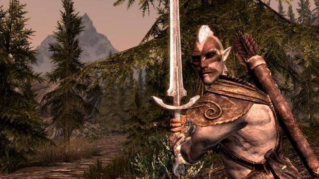 The Elder Scrolls V Skyrim: Oyunda yer alacak bazı karakterler - Page 4
