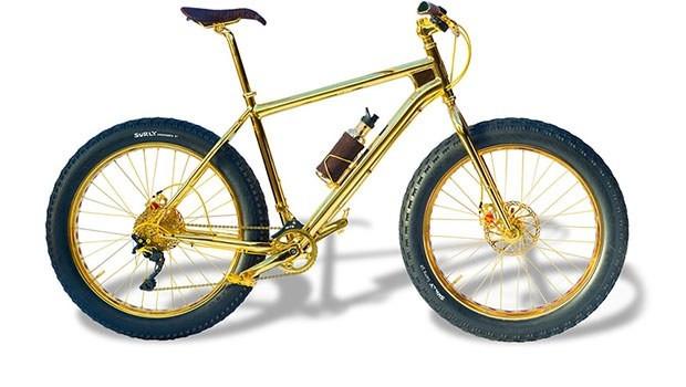 The House Of Solid Gold'un 1 milyon dolarlık bisikleti - Page 4