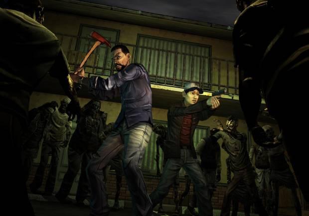 The Walking Dead Oyunundan İlk Kareler! -GALERİ - Page 2