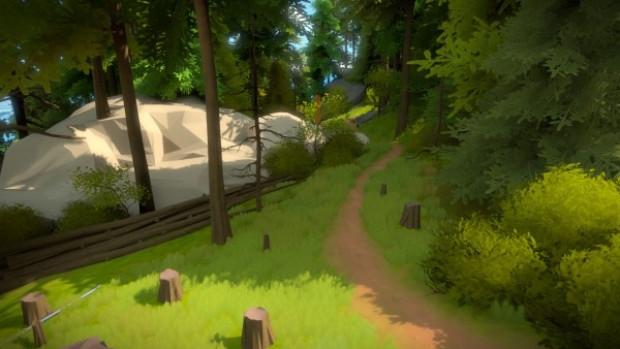 The Witness oyununun ekran görüntüleri - Page 2