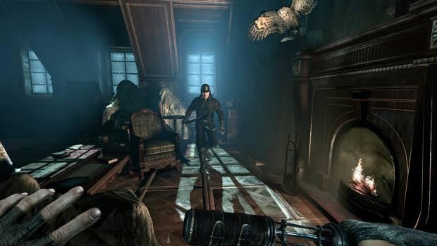 Thief'ten yeni görüntüler - Page 2