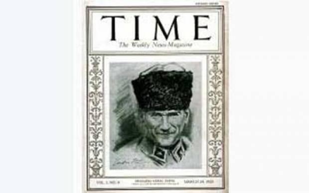 Time'a kapak olmuş Türkler! - Page 1