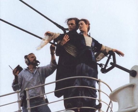 Titanic filminin kamera arkasından kareler - Page 1