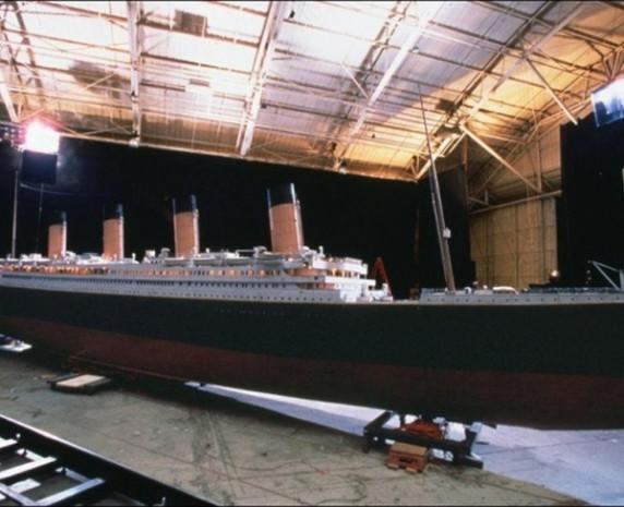 Titanic filminin kamera arkasından kareler - Page 2