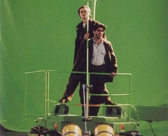Titanic filminin kamera arkasından kareler - Page 4