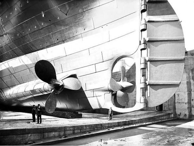 Titanic'in bugüne kadar çok fazla gün yüzüne çıkmamış 16 fotoğrafı - Page 1