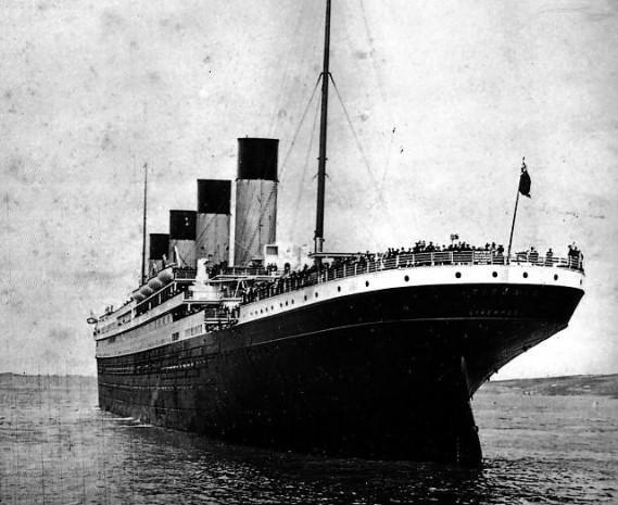 Titanic'in bugüne kadar çok fazla gün yüzüne çıkmamış 16 fotoğrafı - Page 2