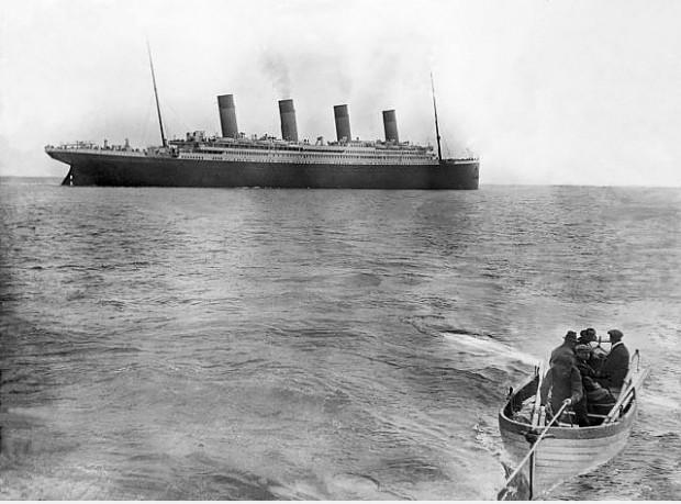 Titanic'in bugüne kadar çok fazla gün yüzüne çıkmamış 16 fotoğrafı - Page 3
