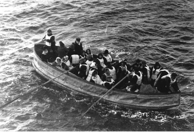 Titanic'in bugüne kadar çok fazla gün yüzüne çıkmamış 16 fotoğrafı - Page 4
