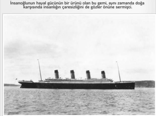 Titanic'in orjinal resimleriyle hikayesi! - Page 3