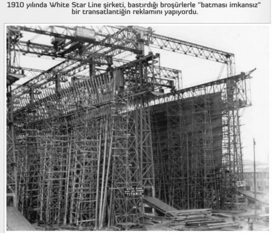 Titanic'in orjinal resimleriyle hikayesi! - Page 4