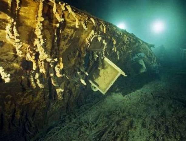 Titanik'in haritası çıkarıldı - Page 2