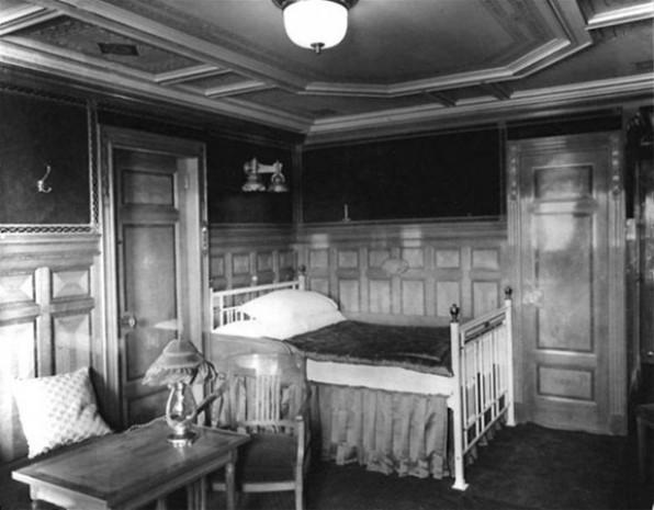 Titanik'in hiç bilmediğiniz fotoğrafları - Page 1