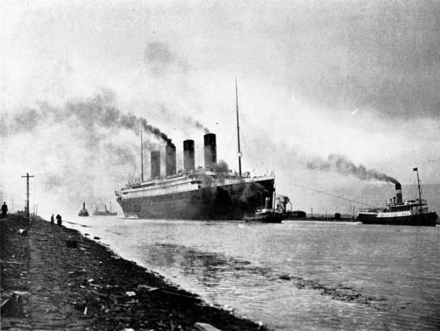 Titanik'in bu fotoğraflarını hiç görmediniz - Page 3