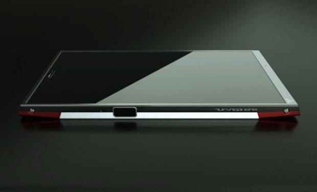 Titanyum ve çelikten daha sağlam akıllı telefon - Page 1