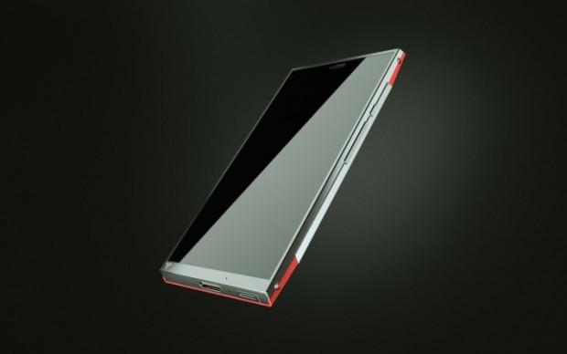 Titanyum ve çelikten daha sağlam akıllı telefon - Page 2