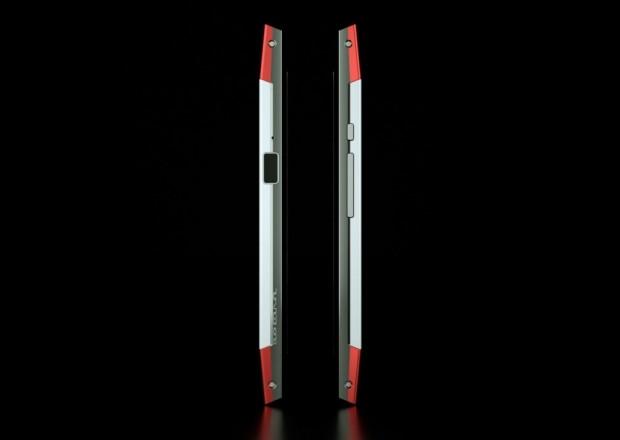 Titanyum ve çelikten daha sağlam akıllı telefon - Page 3