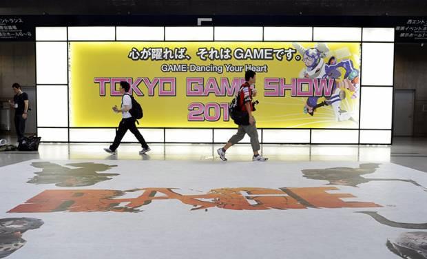 Tokyo 2011 oyun fuarı galerisi - Page 1