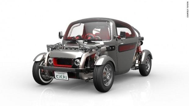 Tokyo Motor Show'a damgasını vuracak konsept otomobiller - Page 1