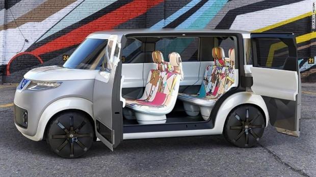 Tokyo Motor Show'a damgasını vuracak konsept otomobiller - Page 4