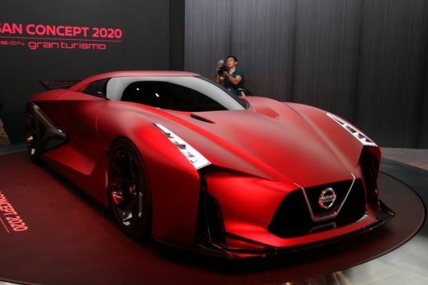 Tokyo Motor Show'un çılgın ve tuhaf arabaları - Page 1